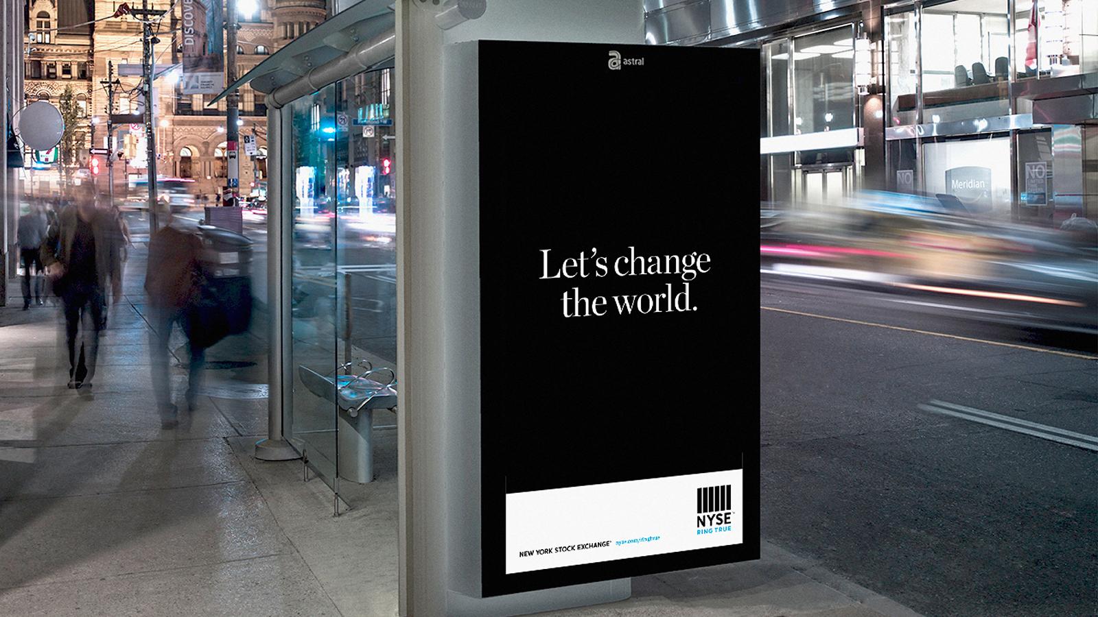 NYSE Print and OOH